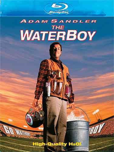 WATERBOY BY SANDLER,ADAM (Blu-Ray)
